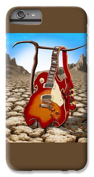 Soft Guitar II IPhone 6 Plus Case by Mike McGlothlen