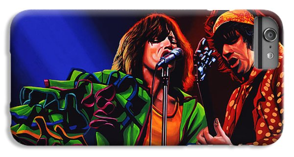 The Rolling Stones 2 IPhone 6 Plus Case by Paul Meijering