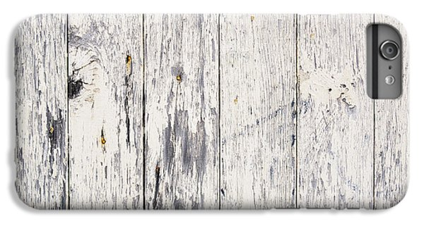 Weathered Paint On Wood IPhone 6 Plus Case by Tim Hester