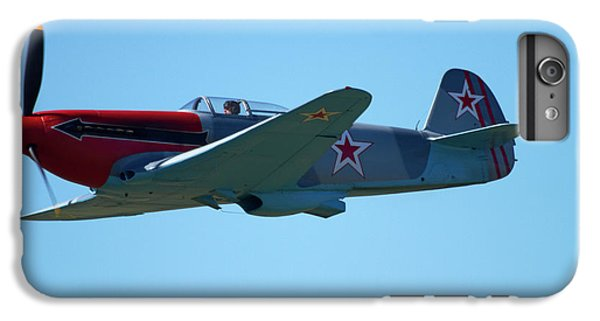 Yakovlev Yak-3 - Wwii Russian Fighter IPhone 6 Plus Case by David Wall