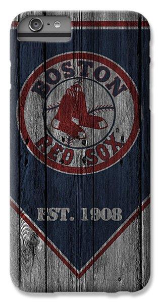 Boston Red Sox IPhone 6 Plus Case by Joe Hamilton