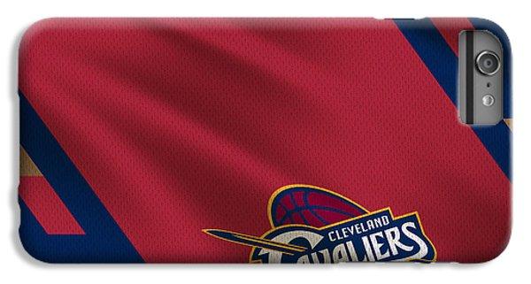 Cleveland Cavaliers Uniform IPhone 6 Plus Case by Joe Hamilton