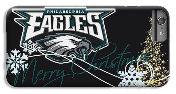 Philadelphia Eagles IPhone 6 Plus Case by Joe Hamilton