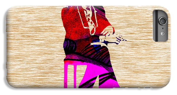 Bob Dylan IPhone 6 Plus Case by Marvin Blaine