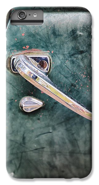 1950 Classic Chevy Pickup Door Handle IPhone 6 Plus Case by Adam Romanowicz