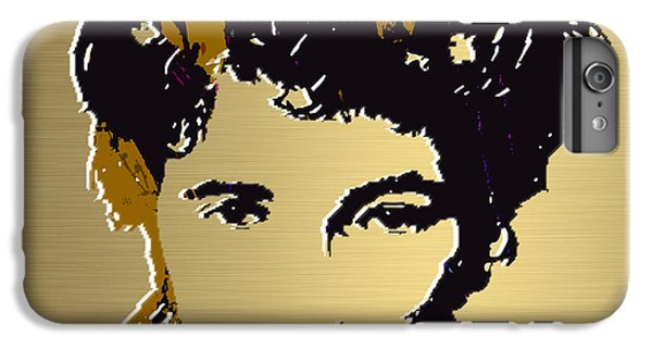 Bruce Springsteen Gold Series IPhone 6 Plus Case by Marvin Blaine