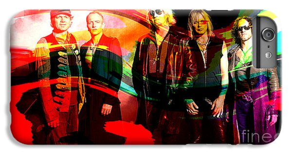 Def Leppard IPhone 6 Plus Case by Marvin Blaine
