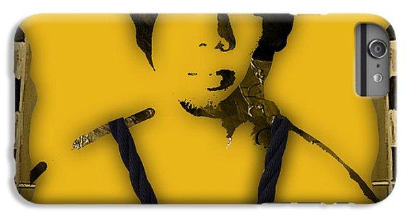 Empire's Jussie Smollett Jamal Lyon IPhone 6 Plus Case by Marvin Blaine