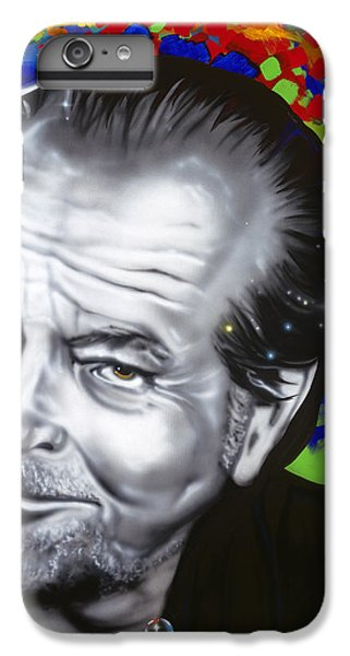 Jack IPhone 6 Plus Case by Alicia Hayes