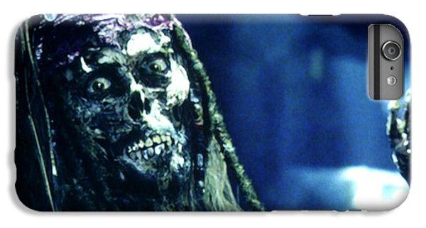 Jack Sparrow IPhone 6 Plus Case by Jack Hood