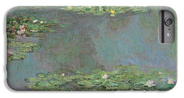 Nympheas IPhone 6 Plus Case by Claude Monet