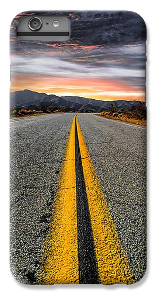 On Our Way  IPhone 6 Plus Case by Ryan Weddle