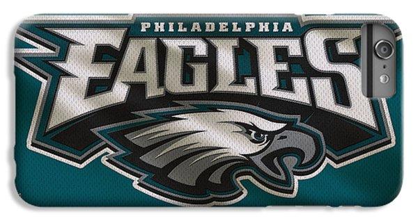 Philadelphia Eagles Uniform IPhone 6 Plus Case by Joe Hamilton