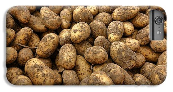 Potatoes IPhone 6 Plus Case by Olivier Le Queinec