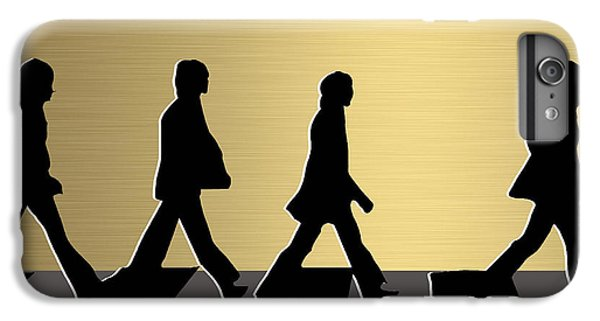 The Beatles Gold Series IPhone 6 Plus Case by Marvin Blaine