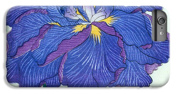 Japanese Flower  IPhone 6 Plus Case by Japanese School