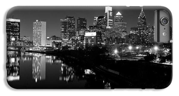 23 Th Street Bridge Philadelphia IPhone 6 Plus Case by Louis Dallara
