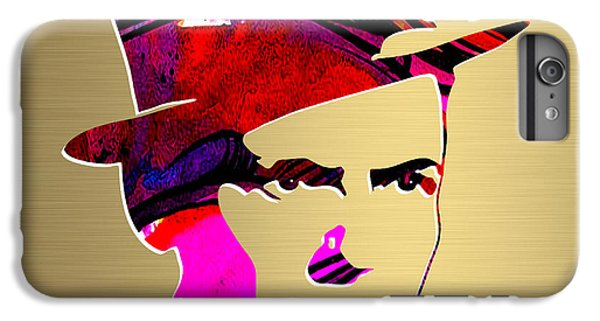 Frank Sinatra Gold Series IPhone 6 Plus Case by Marvin Blaine