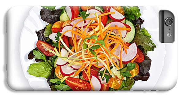 Garden Salad IPhone 6 Plus Case by Elena Elisseeva