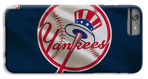 New York Yankees Uniform IPhone 6 Plus Case by Joe Hamilton