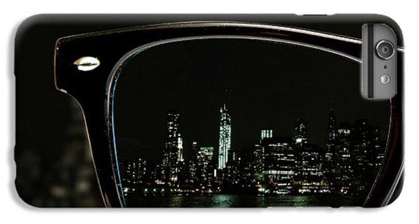 Night Vision IPhone 6 Plus Case by Natasha Marco