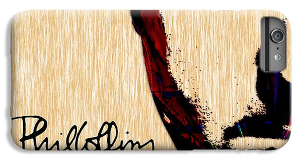 Phil Collins Collection IPhone 6 Plus Case by Marvin Blaine