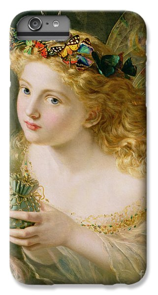 Take The Fair Face Of Woman IPhone 6 Plus Case by Sophie Anderson