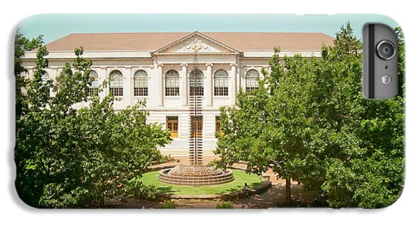 The Old Main - University Of Arkansas IPhone 6 Plus Case by Mountain Dreams