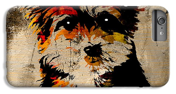 Yorkshire Terrier IPhone 6 Plus Case by Marvin Blaine
