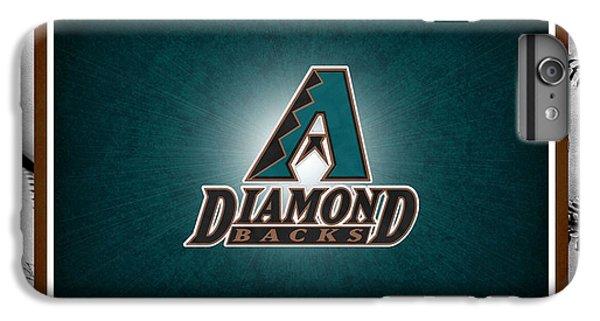 Arizona Diamondbacks IPhone 6 Plus Case by Joe Hamilton