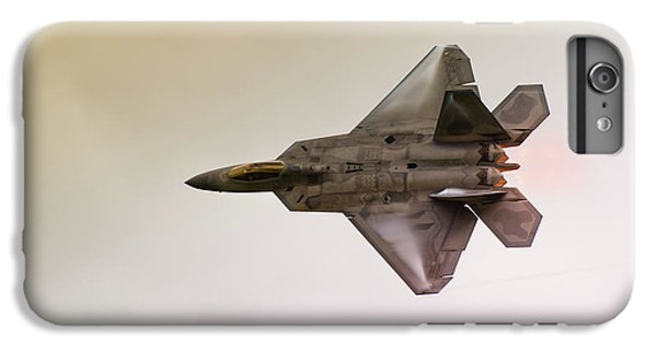 F-22 Raptor IPhone 6 Plus Case by Sebastian Musial