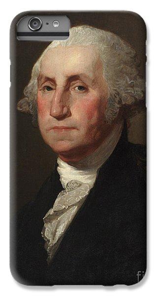 George Washington IPhone 6 Plus Case by Gilbert Stuart