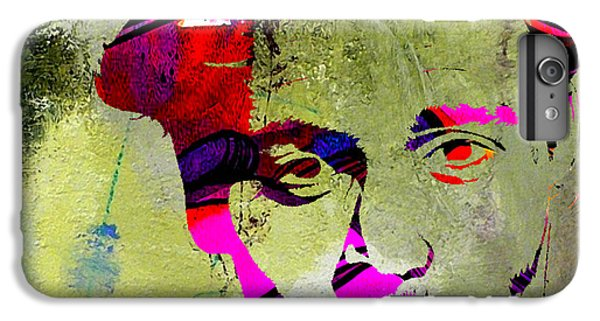 Johnny Depp IPhone 6 Plus Case by Marvin Blaine
