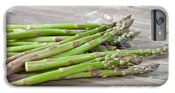 Asparagus IPhone 6 Plus Case by Tom Gowanlock