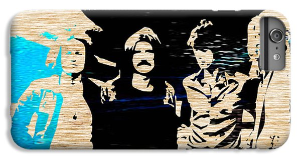 Led Zeppelin IPhone 6 Plus Case by Marvin Blaine
