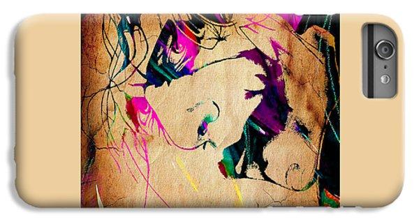 The Joker Heath Ledger Collection IPhone 6 Plus Case by Marvin Blaine