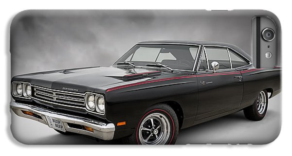 '69 Roadrunner IPhone 6 Plus Case by Douglas Pittman