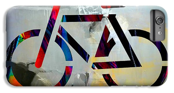 Bike IPhone 6 Plus Case by Marvin Blaine