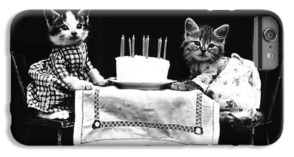 Frees Kittens, C1914 IPhone 6 Plus Case by Granger