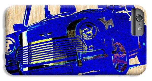 Mini Cooper IPhone 6 Plus Case by Marvin Blaine