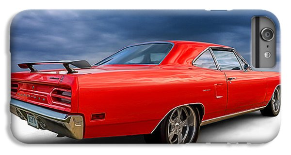 '70 Roadrunner IPhone 6 Plus Case by Douglas Pittman