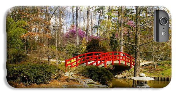 A Bridge To Spring IPhone 6 Plus Case by Benanne Stiens
