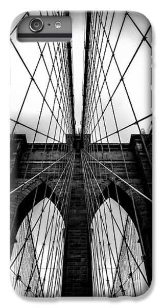 A Brooklyn Perspective IPhone 6 Plus Case by Az Jackson