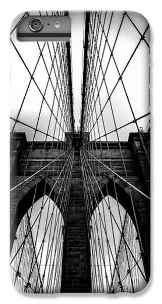 A Brooklyn Perspective IPhone 6 Plus Case by Az Jackson