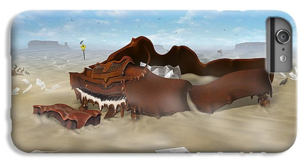 A Slow Death In Piano Valley IPhone 6 Plus Case by Mike McGlothlen