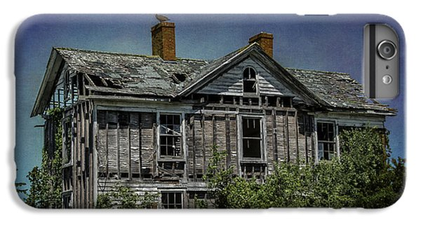 Abandoned Dream IPhone 6 Plus Case by Terry Rowe