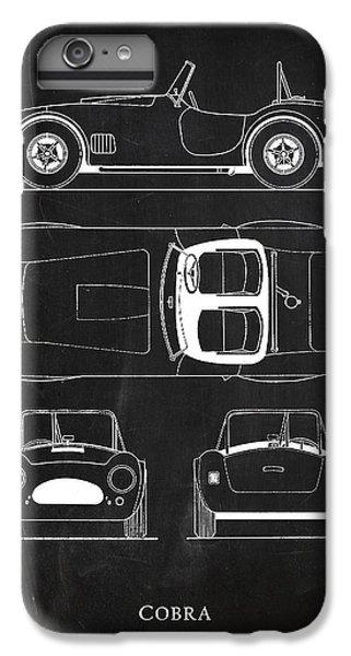 Ac Cobra IPhone 6 Plus Case by Mark Rogan