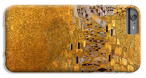 Adele Bloch Bauers Portrait IPhone 6 Plus Case by Gustive Klimt