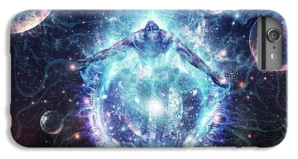 All From Nothing We Became Something IPhone 6 Plus Case by Cameron Gray