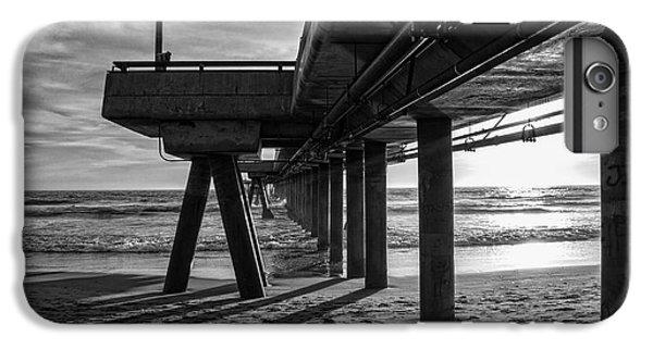 An Evening At Venice Beach Pier IPhone 6 Plus Case by Ana V Ramirez